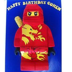 Ninjago Cake by frostedfantasies Lego Man Cake, Superhero Cake, Cakes For Boys, Boy Cakes, Birthday Parties, Happy Birthday, Birthday Ideas, Ninja Cake, Professional Cake Decorating