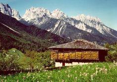 Forni di Sopra, Dolomites