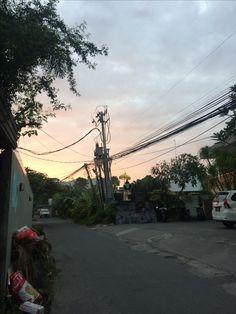 Sunrise, Bali