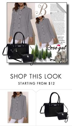 """Rosegal#4"" by irmica-831 ❤ liked on Polyvore"