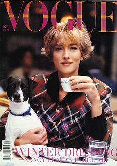 Tatjana  -  Vogue May  1989