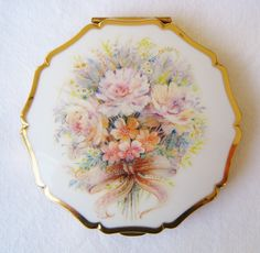 Wedding Flowers Princess Stratton Compact...BEAUTIFUL