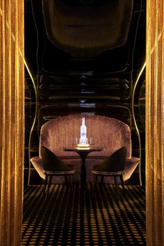 Bond Bar / HACHEM