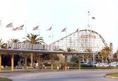 Pontchartrain Beach Amusement Park, New Orleans. It closed in Louisiana History, Louisiana Homes, New Orleans Louisiana, Places To See, Places Ive Been, New Orleans History, Lake Pontchartrain, Abandoned Amusement Parks, Crescent City