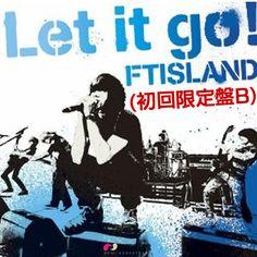 【日本盤★CD】日本版初回限定盤B★FTIsland Let It Go ★f.t island 5rd single let it go・FT ISLAND - LET IT GO (SINGLE VOL.5)・ftisland F.T Island(FTアイランド) ホンギ 【smtb-k】【kb】【楽天市場】