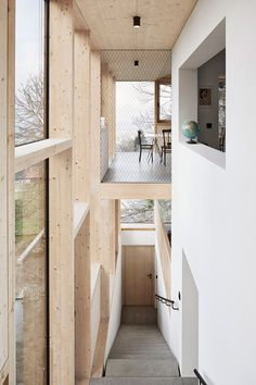 haus hohlen renovation - dornbirn - jochen specht - 2014 - int stair