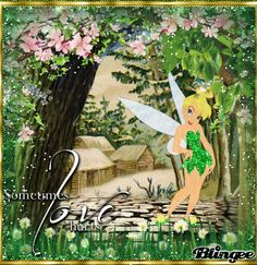 Tinkerbell+in+forest!