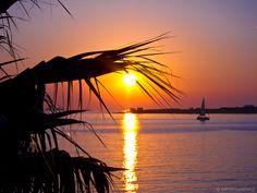 Parikia Sunset, Paros Cyclades Greece
