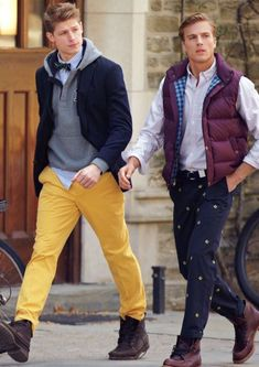 An essential preppy style guide to help men incorporate a cleaner and more refined look into their everyday wardrobe, while simultaneously maintaining their own personal style.
