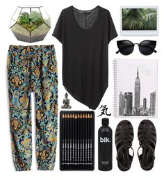 """""""boho"""" by beachy-palms ❤ liked on Polyvore featuring rag & bone, Universal and Lily Black"""