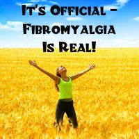 Fibromyalgia IS Real - it's official! | Fibromyalgia Natural Relief