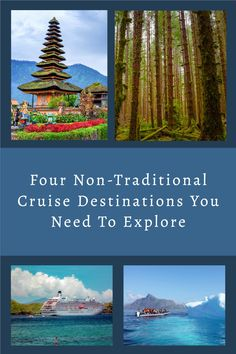 Are you tired of the same old Caribbean cruises? Me too ... Cruise Destinations, Cruise Vacation, Vacations, Arctic Cruise, Alaska Cruise, Closer To Nature, Cruise Ships, Once In A Lifetime, Small Island