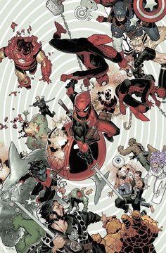 Spider-Man / Deadpool # 31