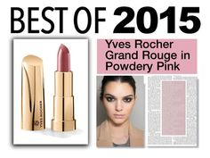 """""""Best of 2015: Lipstick!"""" by limbria ❤ liked on Polyvore featuring beauty"""