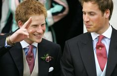 Pin for Later: Prince William and Prince Harry's Cutest Moments Together Through the Years  In April 2005, Prince Harry and Prince William were all dressed up when Prince Charles tied the knot with Camilla, Duchess of Cornwall.