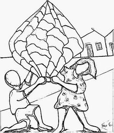 MIMOS E ENCANTOS DA EDUCAÇÃO : OBRAS DE IVAN CRUZ - BRINCADEIRAS DE CRIANÇA - PARA IMPRIMIR E COLORIR Ivan Cruz, Coloring Books, Graffiti, Sketches, Drawings, Alice, Blog, Kid Art Projects, Kids Ministry