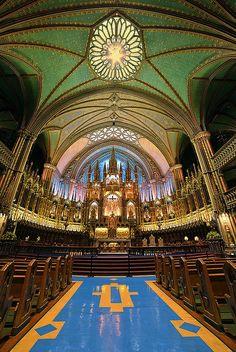 notre dame montreal | Notre Dame, Montreal, Canada. by pedro lastra | Where's Waldo?
