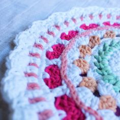 Wink's Summer Hearts Mandala | MissNeriss