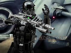 HOT TOYS' Death Trooper (ROGUE ONE)