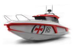 Hydrolift RS11 consept Rescue and Salvage boat
