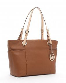 MICHAEL Michael Kors Jet Set Zip-Top Tote [2013_Michaael_Kors_Style_330] - $85.00 : Michael Kors Handbags Outlet online
