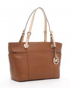 MICHAEL Michael Kors Jet Set Zip-Top Tote [2013_Michaael_Kors_Style_330] - $85.00 : Michael Kors Handbags Outlet online