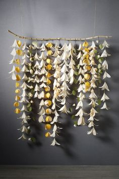 Could do this with cheap faux flowers from the craft store in my wedding colors: Forever flower Ceremony Backdrop from Bhldn. I love this idea. Save On Crafts, Diy And Crafts, Ceremony Backdrop, Paper Backdrop, Backdrop Wedding, Diy Backdrop, Wedding Ceremony, Diy Wedding, Wedding Ideas