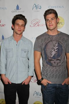 Daren Kagasoff and Greg Finley - Secret Life of the American Teenager mighty hot guys!!!!