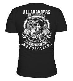 Limited Edition-Motocycle Grandpas