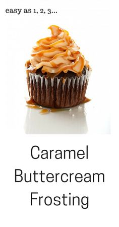 1 simple tip made this the best caramel buttercream frosting ever. I wasn't that experienced working with caramel when I found it, but it came out perfectly.