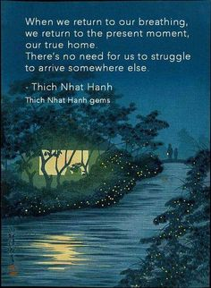 Buddhist Quotes, Spiritual Quotes, Wisdom Quotes, It Will Be Ok Quotes, Art Of Letting Go, Cute Animal Quotes, Zen Master, True Homes, Thich Nhat Hanh