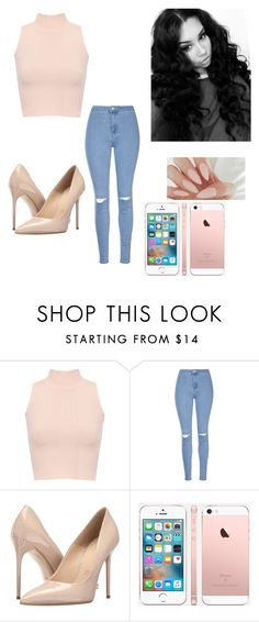 """""""The Way// Kehlani 💓"""" by jasmine-o28 ❤ liked on Polyvore featuring beauty, WearAll, Glamorous and Massimo Matteo"""