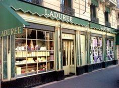 Lauduree on  Rue Royale