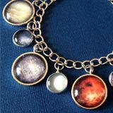 Alternating Circles Photo Charm Bracelet Kit