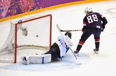 END OF THE FIRST PERIOD (Bronze medal game) #Olympics Finland (0) - @USAHockey…