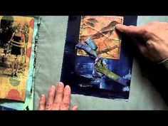 TAP Transfer Artist Paper with Lesley Riley - YouTube