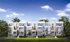 Work Better, Live Better...: W &E townhouses promotion at Kipling and Eglinton Etobicoke