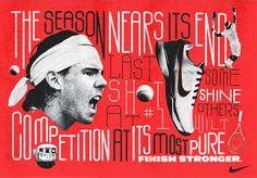 nike tennis by mikey burton