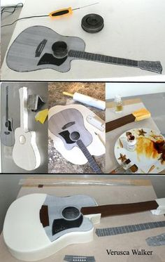 Guitar step-by-step by ~Verusca