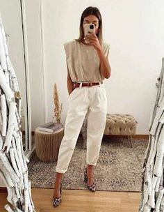 Fall Fashion Outfits, Casual Summer Outfits, Autumn Fashion, Womens Fashion, Fashion Tips, Vogue Fashion, Look Fashion, Classy Fashion, Milan Fashion