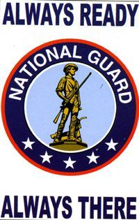 This highly detailed, attractive United States Army National Guard House Flag will impress your friends and neighbors. An artistic, embroidered rendition of the National Guard Seal is centered on a wh Deployment Party, Military Deployment, Military Mom, Army Mom, Us Army, Air Force National Guard, Army National Guard, Dj Board, Guard House