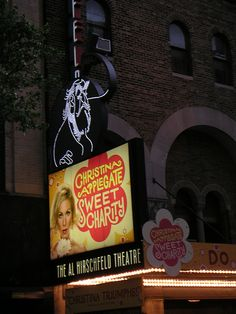 Sweet Charity marquee