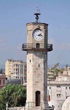 1895 Mersin Saat kulesi