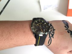 Comtex メンズ スポーツ 時計 多針アナログ表示 ウオッチ 男性 クオーツ腕時計