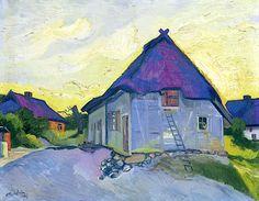 Hermann Max Pechstein (1881-1955) Herbstabend