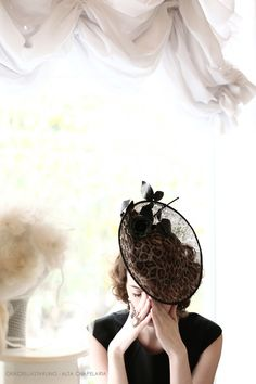 Bespoke Milliner and Bridal Designer  Graciella Starling - Alta Chapelaria  Millinery / Milliner / Chapelier
