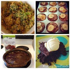 #LivingNowFoods 30 Day Gluten Free Challenge week 1 recap by @Sondra Drahos