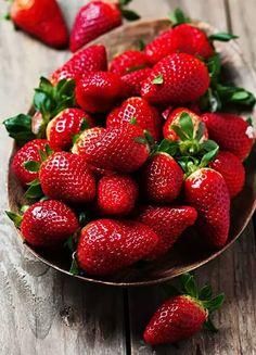 Gorgeous Strawberries