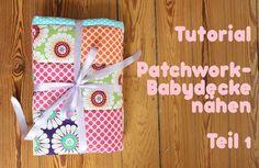 Pech&Schwefel: Tutorial Patchworkdecke Teil 1- Vom Stoff bis zum Muster
