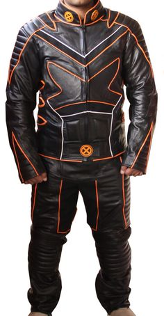 X-MEN 2 Costume build for riding purposes.